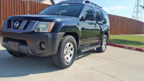 2007 Nissan Xterra for sale in Lewisville, TX