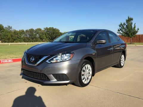 2016 Nissan Sentra for sale in Lewisville TX