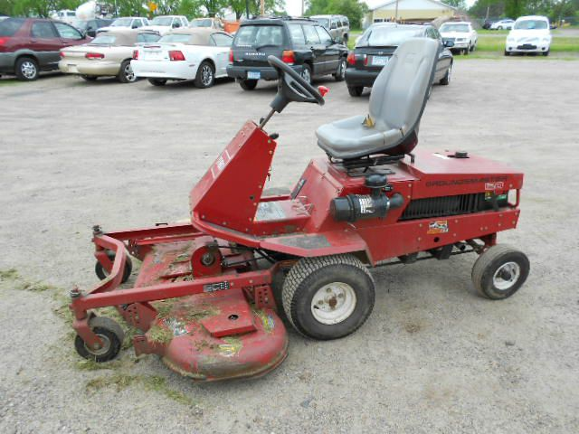 2001 Toro Grounds Master 120 Mower 52 Cutting Deck for sale