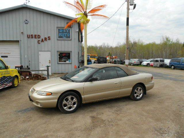 1998 Chrysler Sebring for sale
