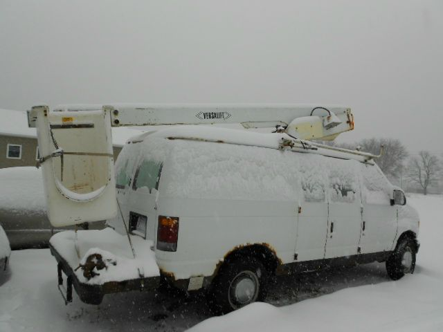 1994 E-350 Van with Airial Bucket for sale