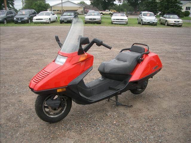 2007 Honda CN250  Helix