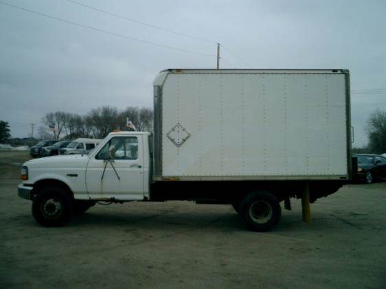 1996 Ford F450 for sale