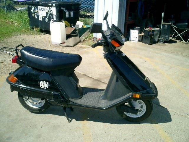 2001 Reward Honda Elite 80 cc