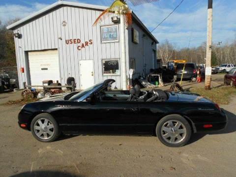 Ford Thunderbird For Sale Minnesota