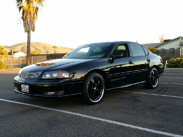 2004 chevrolet impala ss supercharged in spring valley ca. Black Bedroom Furniture Sets. Home Design Ideas