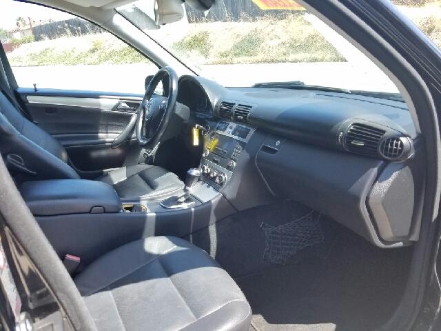 2005 Mercedes-Benz C-Class C230 Kompressor 4dr Sedan - Spring Valley CA