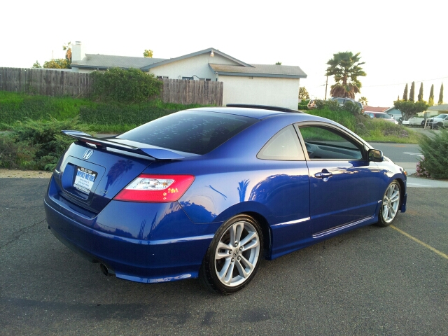 2007 honda civic si coupe in spring valley ca import motors. Black Bedroom Furniture Sets. Home Design Ideas
