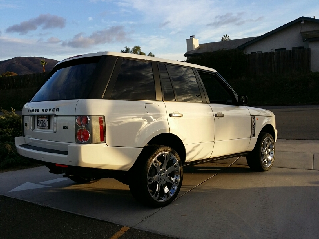 2005 Land Rover Range Rover Hse Luxury In Spring Valley Ca