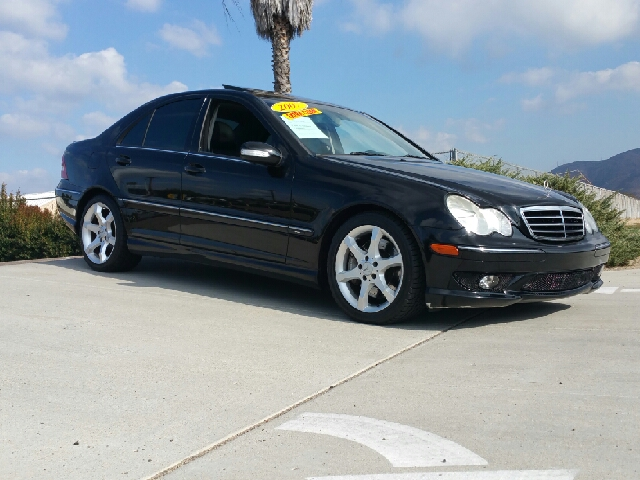2007 mercedes benz c class c230 sport 4dr sedan in spring for 2007 mercedes benz c class c230