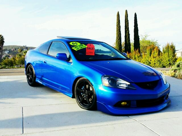 2005 Acura Rsx Type S In Spring Valley Ca Import Motors
