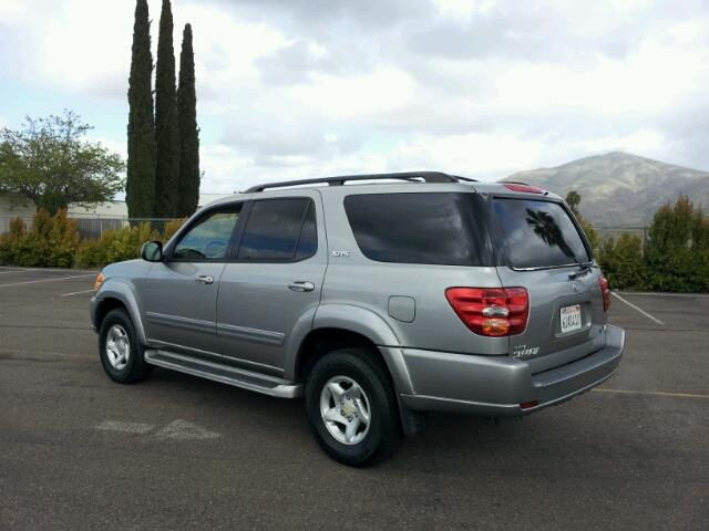2004 toyota sequoia sr5 for sale in spring valley long beach palm springs import motors. Black Bedroom Furniture Sets. Home Design Ideas