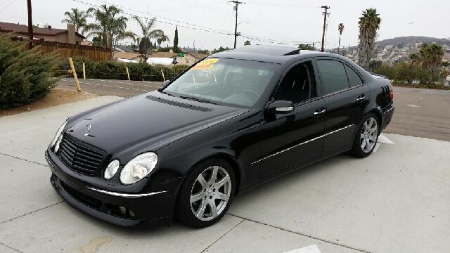 2004 Mercedes-Benz E-Class E-CLASS AMG E55 BRABUS KIT In SPRING ...
