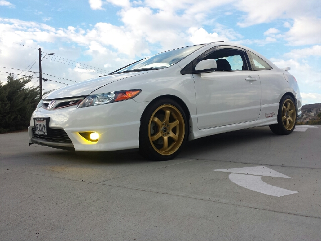 Honda Civic Si 2008 Coupe Jdm