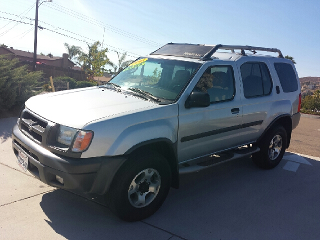 2000 nissan xterra se 4wd in spring valley long beach palm. Black Bedroom Furniture Sets. Home Design Ideas