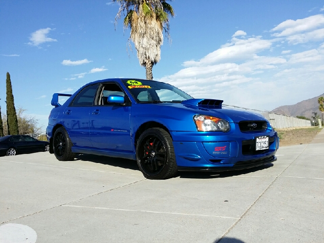 2004 subaru impreza wrx sti upgrades in spring valley ca Subaru valley motors