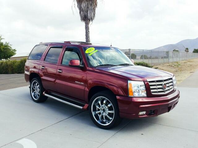 2002 cadillac escalade ext awd for sale in spring valley long beach palm springs import motors. Black Bedroom Furniture Sets. Home Design Ideas