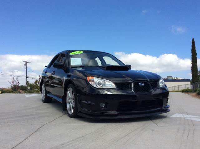 Used 2007 subaru impreza for sale Subaru valley motors