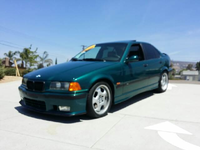 Used 1997 Bmw M3 In Spring Valley Ca At Import Motors