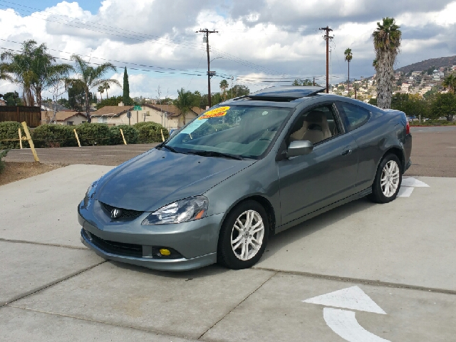 2006 Acura RSX Base 2dr Hatchback w/Automatic - Spring Valley CA