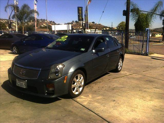 2006 Cadillac Cts In Spring Valley Ca Import Motors