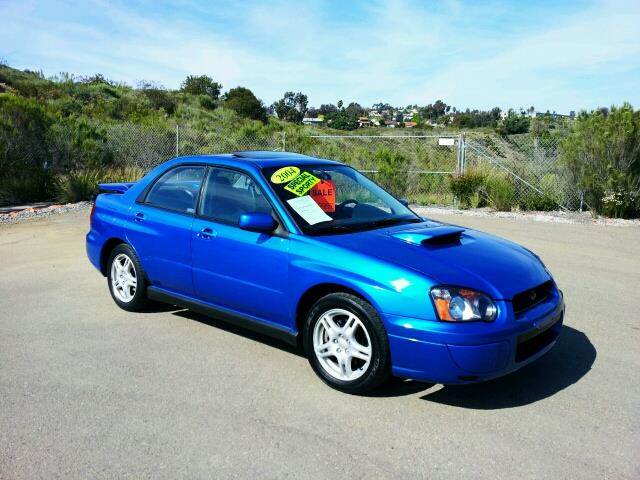 2004 subaru impreza wrx limited for sale in spring valley Subaru valley motors