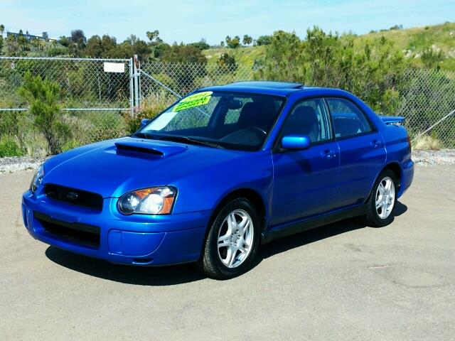 2004 subaru impreza wrx limited for sale in spring valley. Black Bedroom Furniture Sets. Home Design Ideas