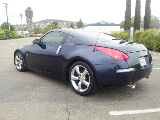 2007 Nissan 350z Enthusiast Coupe In Spring Valley Ca