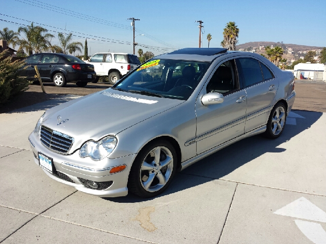 2005 mercedes benz c class c230 kompressor sport sedan for sale in spring valley long beach palm. Black Bedroom Furniture Sets. Home Design Ideas
