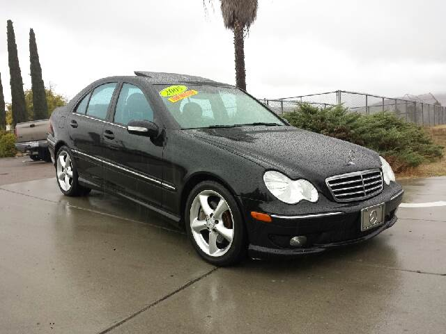 2005 mercedes benz c class c230 kompressor sport supercha for Mercedes benz c230 kompressor 2005