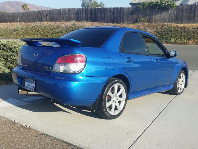 2006 subaru impreza wrx limited awd 4dr sedan w off black Subaru valley motors
