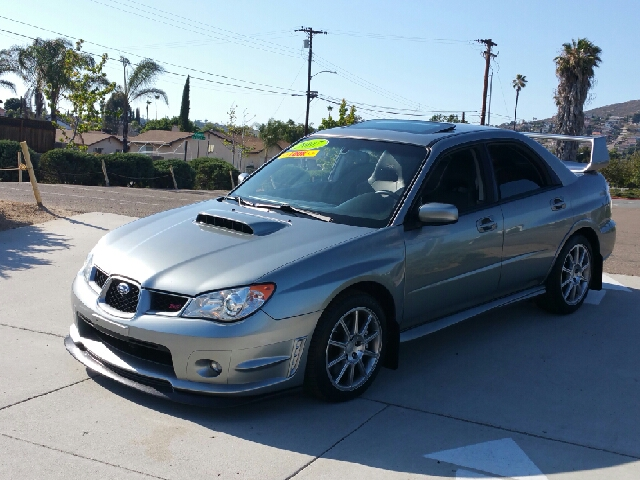 2007 subaru impreza wrx sti limited awd 4dr sedan in Subaru valley motors