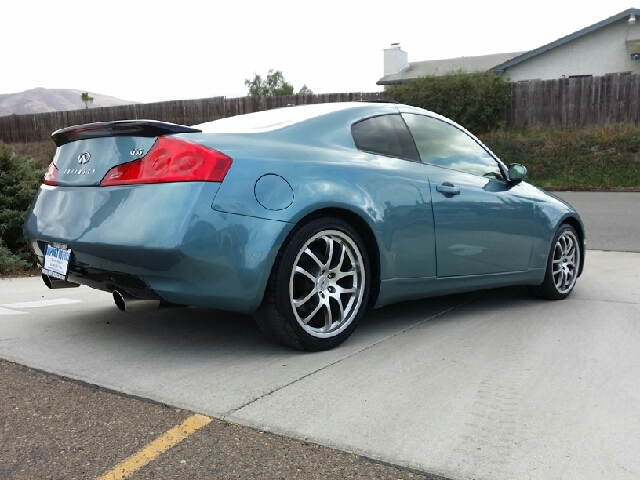 2006 infiniti g35 coupe 6mt in spring valley long beach palm springs import motors. Black Bedroom Furniture Sets. Home Design Ideas