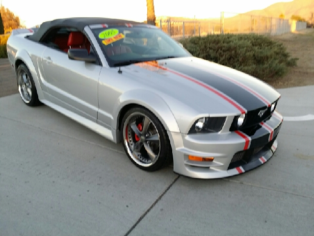 2005 Ford Mustang Sct Premium Convertible In Spring Valley
