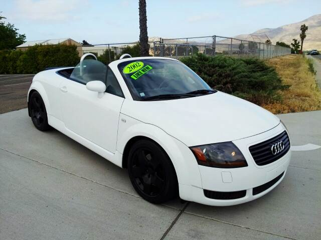 2002 Audi Tt Roadster Quattro Awd In Spring Valley Long