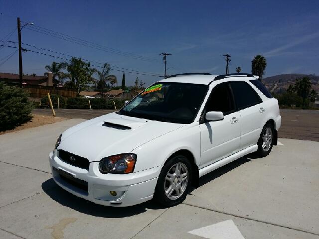 2004 subaru impreza wrx awd 4dr sport wagon in spring Subaru valley motors