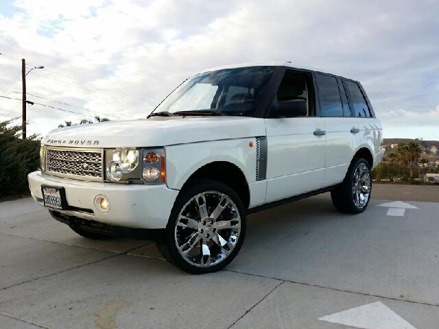 2005 land rover range rover hse luxury in spring valley ca import motors. Black Bedroom Furniture Sets. Home Design Ideas