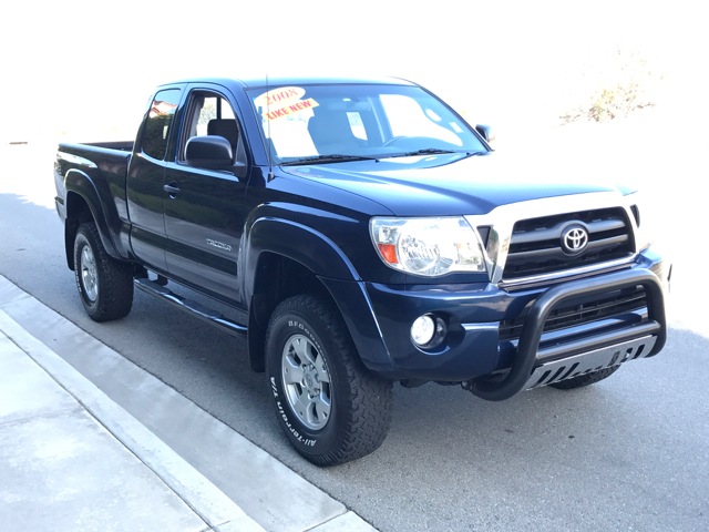 2008 Toyota Tacoma 4x2 PreRunner V6 4dr Access Cab 6.1 ft. SB 5A - Spring Valley CA