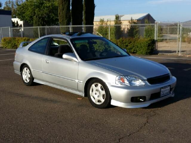 Used 2000 Honda Civic In Spring Valley Ca At Import Motors