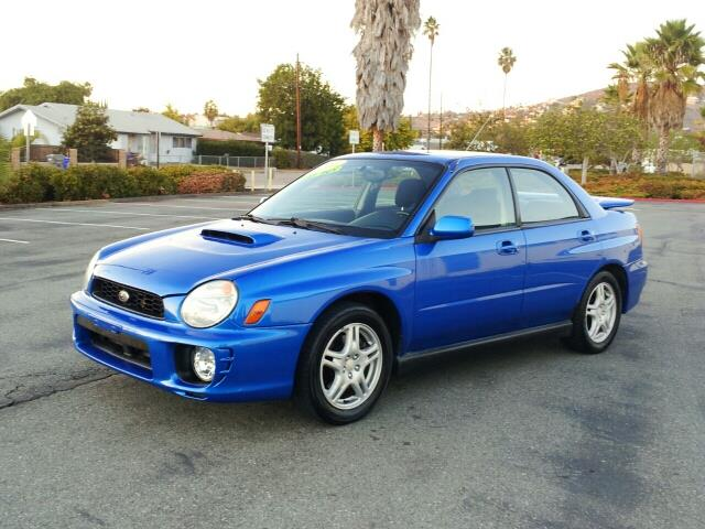 2003 Subaru Impreza WRX - Spring Valley CA