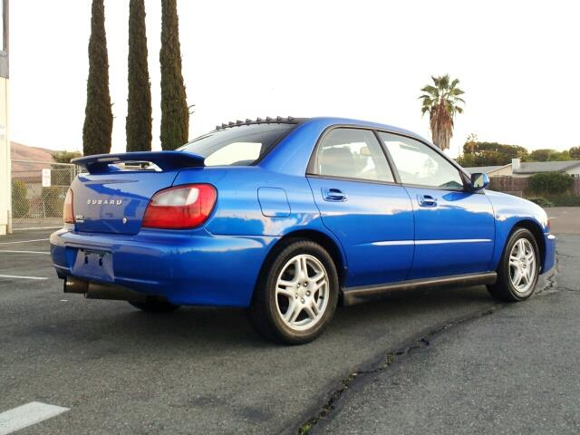2003 Subaru Impreza Wrx In Spring Valley Ca Import Motors: subaru valley motors