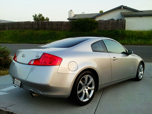 2003 Infiniti G35 Coupe With Navigation In Spring Valley