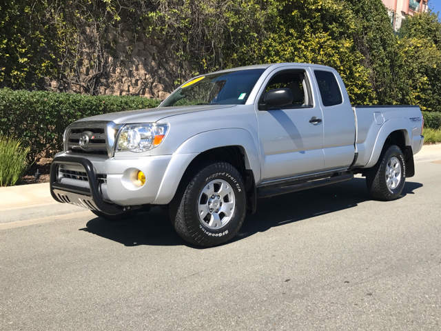 2009 Toyota Tacoma 4x2 PreRunner V6 4dr Access Cab 6.1 ft. SB 6M - Spring Valley CA