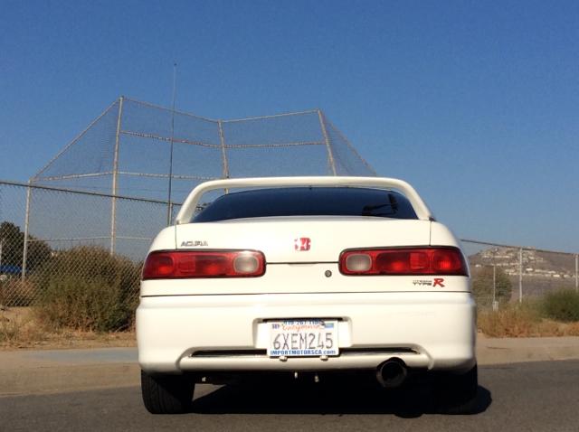 2000 Acura Integra