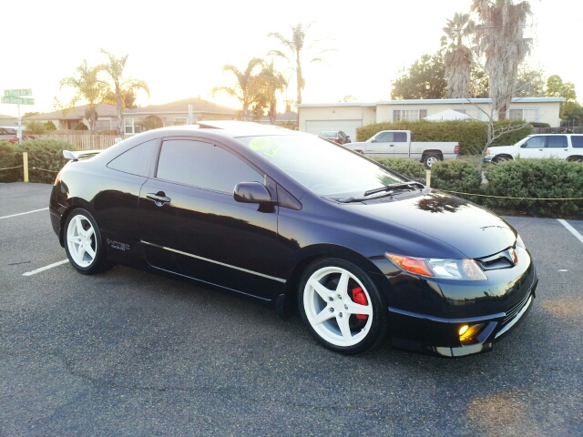 2008 honda civic si coupe in spring valley long beach palm springs import motors. Black Bedroom Furniture Sets. Home Design Ideas