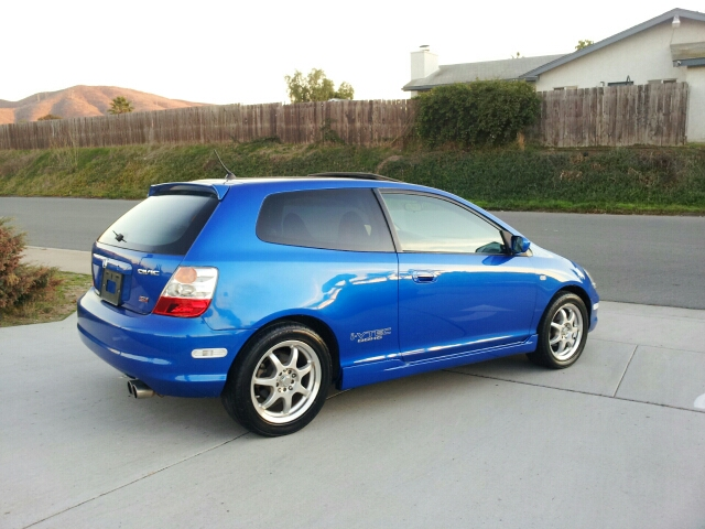 2005 honda civic si hatchback in spring valley ca import. Black Bedroom Furniture Sets. Home Design Ideas