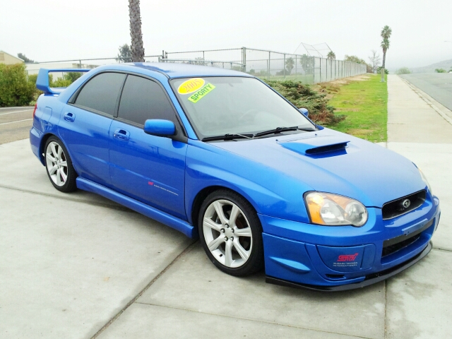 2005 subaru impreza wrx sti upgrades in spring valley ca Subaru valley motors