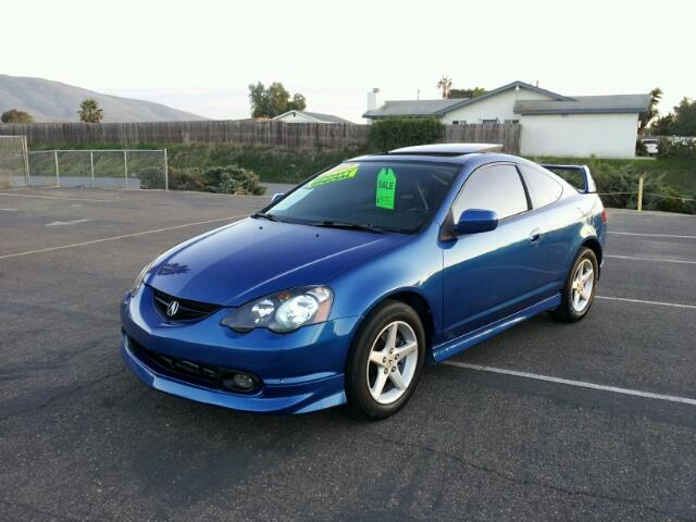 2002 Acura Rsx Type S In Spring Valley Long Beach Palm