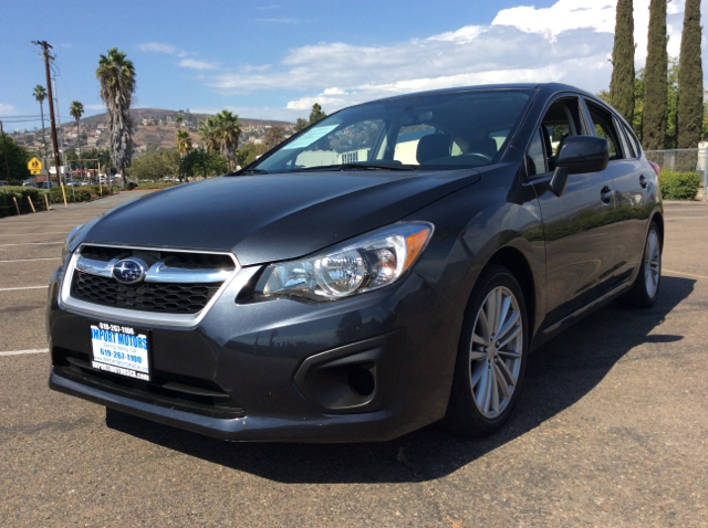 2013 subaru impreza premium awd 4dr wagon cvt in Subaru valley motors