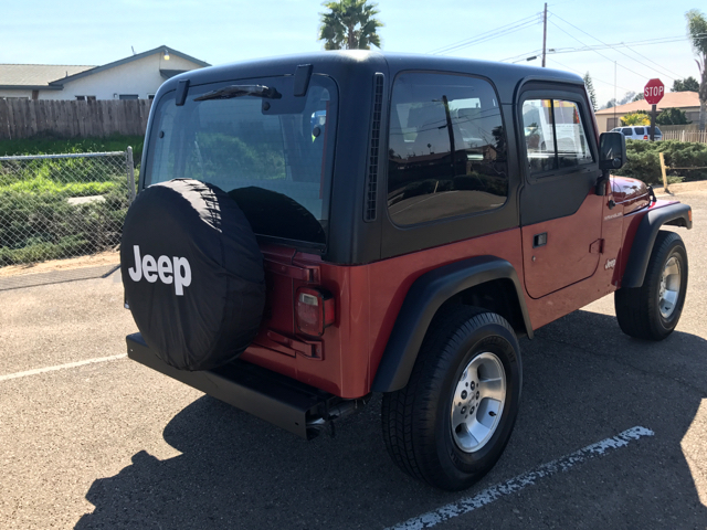 1999 Jeep Wrangler 2dr SE 4WD SUV - Spring Valley CA